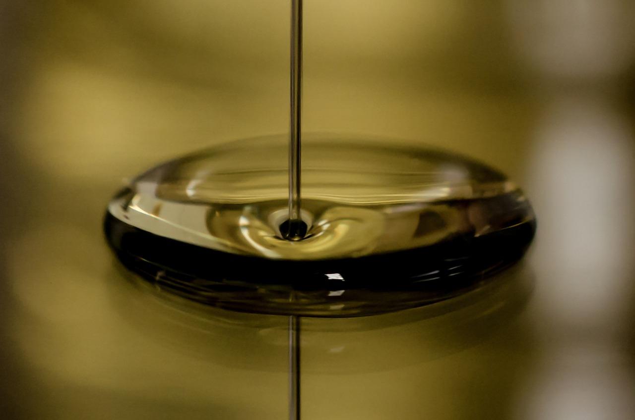 Tłoczenie oleju na zimno